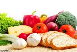 هر ماده غذايي مدلهای خاص خودش را دارد