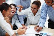 ایجاد جوی مناسب در محیط شغلی