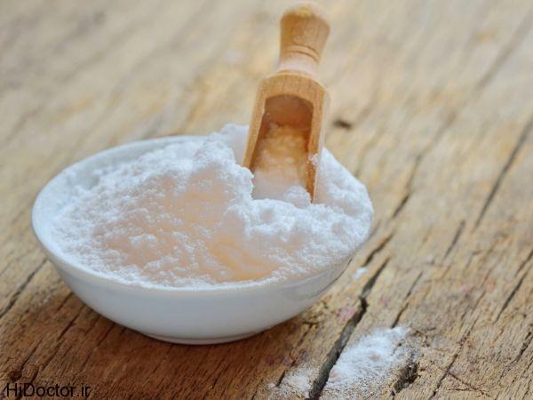 درمان با جوش شیرین