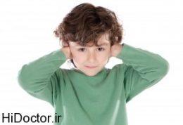همه انواع تیک های مزمن عصبی در اطفال