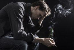 اعتیاد به سیگار با افسردگی