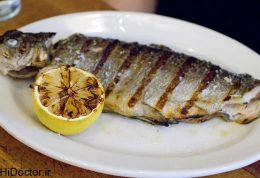 ماهی بر علیه سرطان