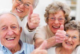 صرفا برای سالمندان