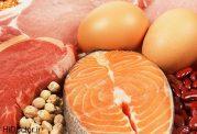 بر وزن بدن رژیم های پر پروتئین چه تاثیراتی دارد؟