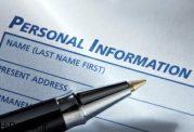 اصول و روش نگهداری از اطلاعات فردی