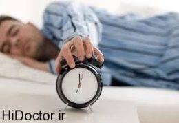 خوابیدن منظم و تاثیرات بی نظیر آن