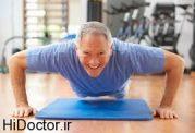 جلوگیری از پیری و افتادگی بدن با این روش