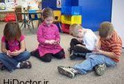 اهمیت دور کردن اطفال از تلفن همراه