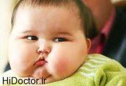 همه موارد تاثیرگذار در چاقی اطفال