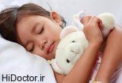 تاثیرات مفید خوابیدن به موقع بچه