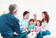 منظور و مفهوم خانواده درمانی