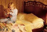اختلال هراس اطفال در خواب