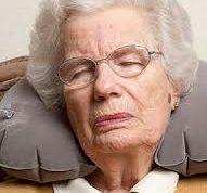 کاهش کیفیت خواب افراد مسن
