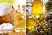 روغن نارگیل یا روغن زیتون کدامیک سالم تر است؟