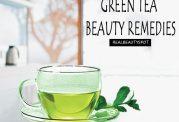 چای سبز را به صورتتان بزنید