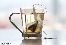 جایگاه چای در رژیم غذایی