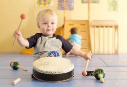 اهمیت موزیک و موسیقی برای اطفال