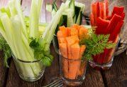 با مصرف کربوهیدرات  به همراه رژیم گیاهخواری لاغر شوید