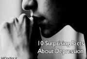فاکتورهای مهم در رابطه با افسردگی