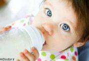 فقط و فقط شیر مادر تا شش ماهگی