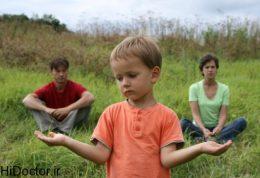 اطفال و لطمات و صدمات طلاق
