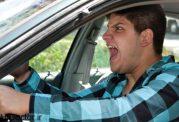 کنترل اعصاب موقع رانندگی