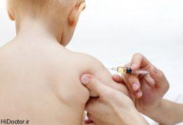 مراقبت های بعد از واکسن های دوره ای