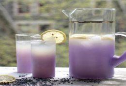 چگونه لیموناد اسطوخودوس درست کنیم