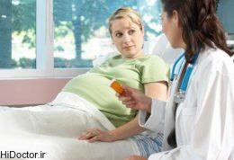 تهدیدها برای دوران بارداری