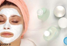 آموزش چند ماسک برای از بین بردن چربی اضافی پوست