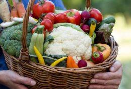 سبزیجات سیرکننده با کالری کم