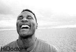 خندیدن و درمان با آن