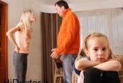 دعوای زن و شوهری در مورد تربیت فرزندان