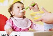 افزایش میل اطفال به تناول کردن غذا