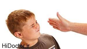 تنش های روانی در اطفال با آزار کلامی