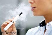 از جمله مضرات استعمال سیگار الکترونیکی