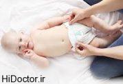 فرق بین پوشک و کهنه نخی برای بچه