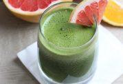 آب میوه ای برای از بین بردن چربی شکم
