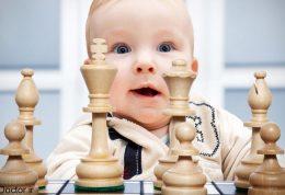 قدرت بالای ذهن اطفال