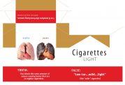 تاثیرات دیدن تصاویر روی بسته سیگار