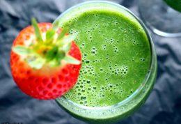 یک نوشیدنی قدرتمند سبز بر علیه خستگی