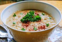 سوپی که از آنفولانزا و سرما خوردگی محافظت می کند