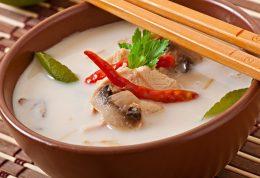 آموزش درست کردن سوپ تام یام: سوپ تایلندی