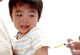 اطفالی که از پزشک می هراسند