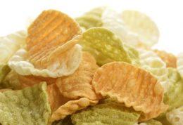 ۵ شیوه مبتکرانه در درست کردن چیپسهای گیاهی خانگی