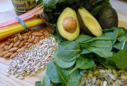 لیست میزان ویتامین E در انواع مواد غذایی