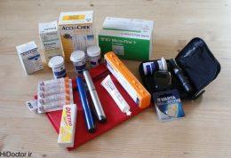 بیماران دیابتی و آموزش مسافرت برای این اشخاص