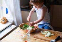 روشی تازه برای افزایش تمایل به غذا در بچه ها