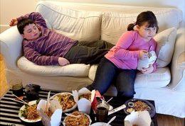 پیشگیری از اضافه وزن در بچه