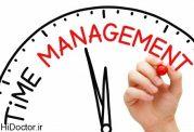 همه عوامل مختل کننده کنترل زمان